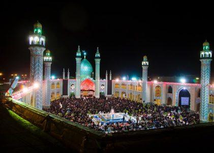 Cara Memilih Partisi Masjid yang Sesuai